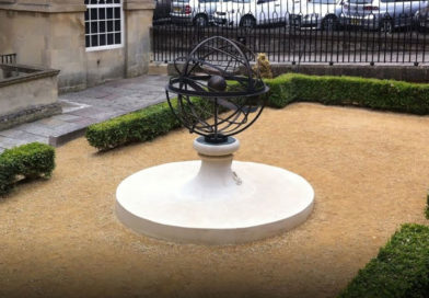 The Britain-Australia Society West Country Branch - Admiral Arthur Philip Memorial in Bath