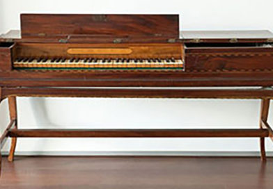 The First Fleet Piano Restoration Project